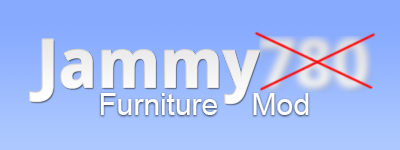 Jammy Furniture Mod logo