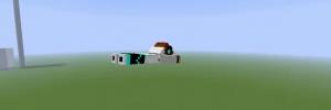 Полёт в майнкарфт