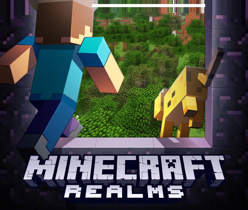 minecraft 1.7.10: minecraft realms