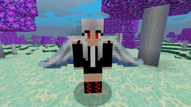 Мод The Ether для Minecraft Архангел