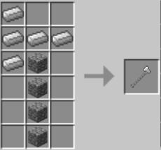 Мод Extended Workbench для Майнкрафт: крафт инструментов из железа