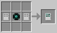 Мод для Майнкрафт Dimensional Doors: Крафт железной или деревянной стабильных дверей