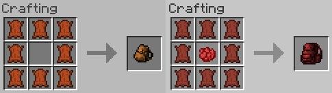 Крафт кожаного рюкзака в Backpacks