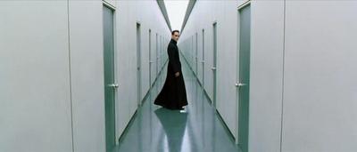 Мод для Майнкрафт Dimensional Doors: вылитая матрица!