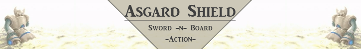 Asgard Shield mod для Майнкрафт