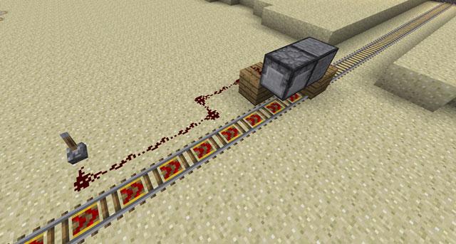 Механизмы в Railcraft