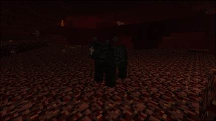 Мод для Майнкрафт Grimore of Gaia 2: Wither Cow