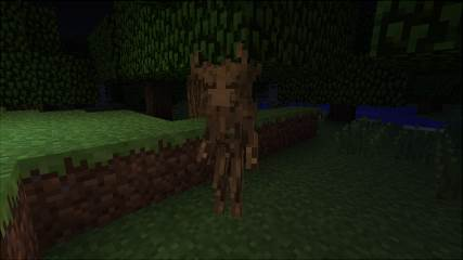 Мод для Майнкрафт Grimore of Gaia 2: Spriggan