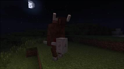Мод для Майнкрафт Grimore of Gaia 2: Minotaur