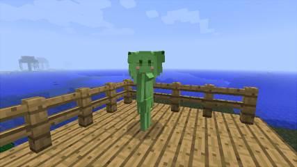 Мод для Майнкрафт Grimore of Gaia 2: Slime Girl