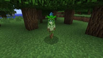 Мод для Майнкрафт Grimore of Gaia 2: Mandragora