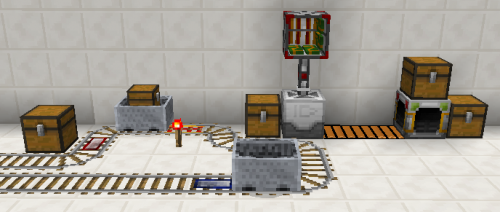 Minefactory Reloaded Mod Для Майнкрафт: транспортировка и хранение предметов