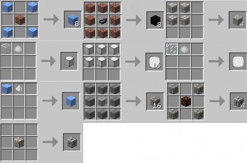 Minefactory Reloaded Mod Для Майнкрафт: крафт блоков декора