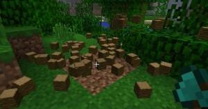 Добыча дерева
