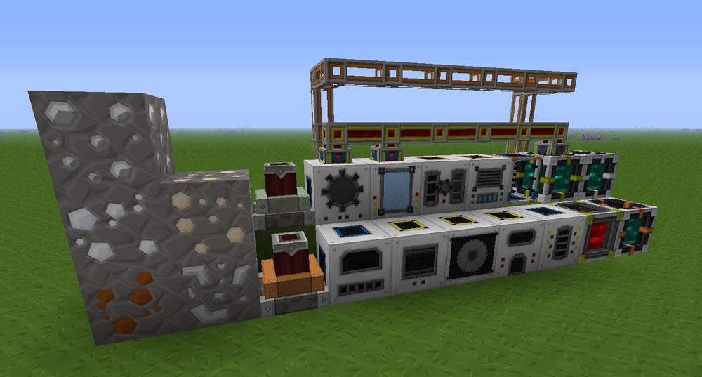 руды и металлы в Thermal Expansion
