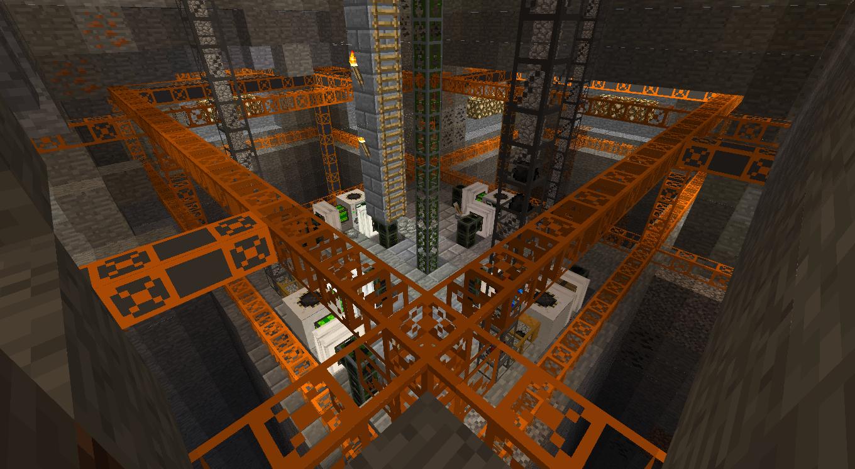 Трубы в BuildCraft