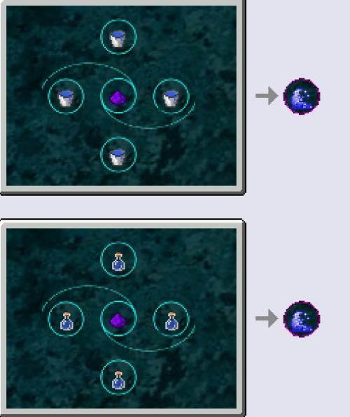 Ars Magica 2 получение водной эссенции