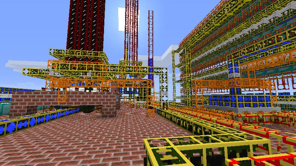 механизмы в BuildCraft