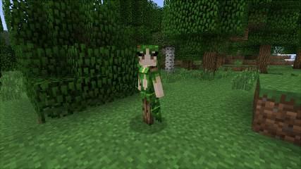 Мод для Майнкрафт Grimore of Gaia 2: Dryad
