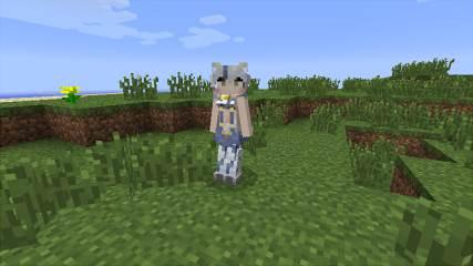 Мод для Майнкрафт Grimore of Gaia 2: Holstaurus