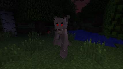 Мод для Майнкрафт Grimore of Gaia 2: Werecat