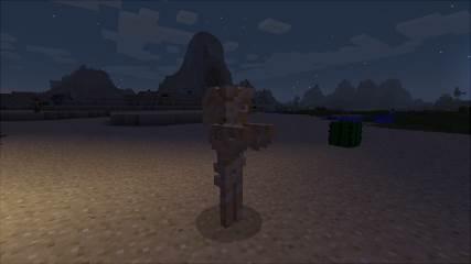 Мод для Майнкрафт Grimore of Gaia 2: Mummy