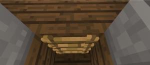 Лестница 3D майнкарфт