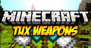 Tuxweapons майнкрафт